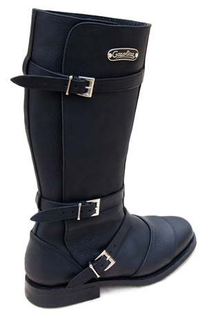 Autobahn Leather Boots