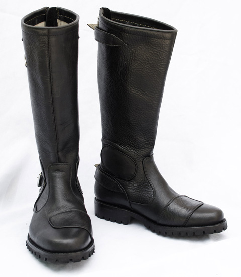 Gasolina Midnight Edition Boots