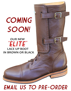 GASOLINA ELITE LACE UP BOOT
