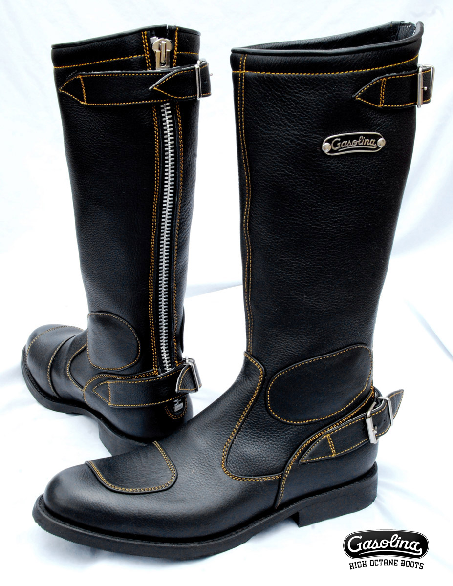 Recommendations for Cafe Racer style boots and jacket? | Adventure ...